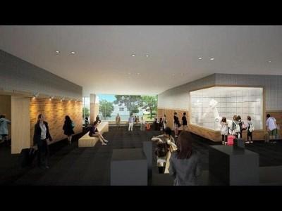 Futuro hall del hotel