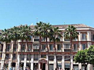 Edificio de la Plaza de la Constitución