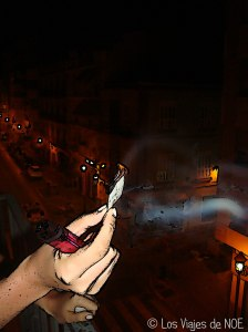 Quemando nuestros deseos en la Noche de San Juan